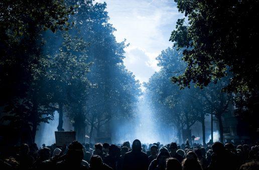 Paris : retour sur les mobilisations antifascistes du 1er mai (photos)