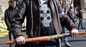 Marseille : l'Action française s'en prend (encore) à la jeunesse en lutte