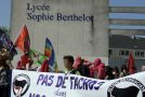 Calais : manif contre Jean-Marie Le Pen et Civitas