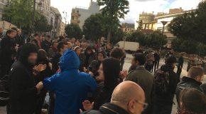 Paris : rassemblement en hommage à Hervé Rybarczyk