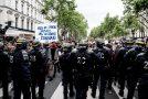 Macron parade, les flics se lâchent et les fafs s'excitent
