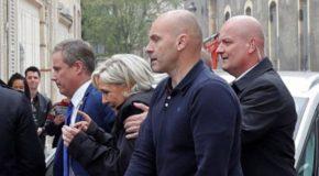 Reims : Marine Le Pen n'est pas la bienvenue