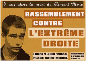 Bordeaux : Rassemblement contre l'extrême droite @ Bordeaux | Nouvelle-Aquitaine | France