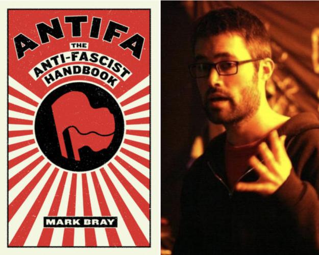 """Paris :"""" l'Antifascisme: son passé, son présent, son avenir"""" (rencontre avec Mark Bray) @ La Parole errante"""