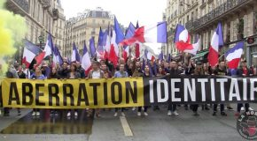 Défend Europe : un autre coup raté sur le Col de l'Echelle et répression sur les antifascistes
