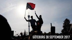Suède : les antifas ont mis en échec la marche nazie