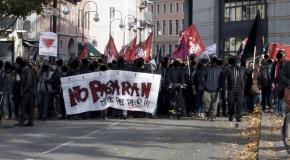 Chambéry : retour sur la manif antifasciste