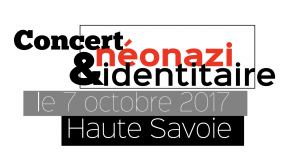 Alerte antifa en Rhône-Alpes : concert identitaire ce week-end (dossier)