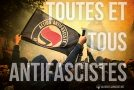 Manifestation antifasciste le 22 septembre 2018 à Angers