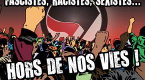 Quand des racistes tiennent réunion à Angers