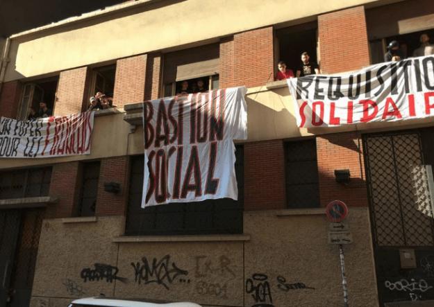Bastion Social à Lyon en mai 2017