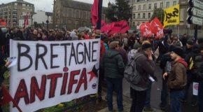 Loire-Atlantique : non au fascisme, solidarité avec les migrants