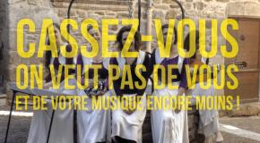 La Salvetat : Pétition contre la propagande raciste des Brigandes