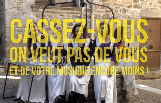 La Salvetat-sur-Agout (Hérault) : rassemblement antifasciste @ Plage des Bouldouïres | La Salvetat-sur-Agout | Occitanie | France