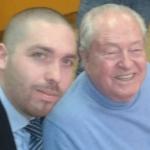 Benjamin Lematte et Jean-Marie Le Pen