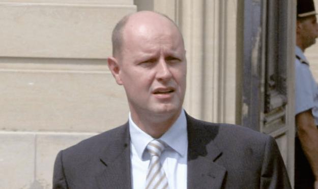 Carl Lang en 2005.