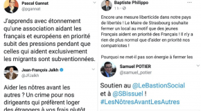 Bastion social : des élus et cadres FN en soutien