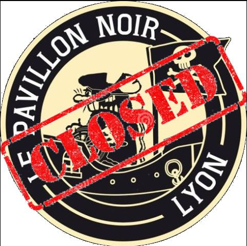 closed Pavillon Noir