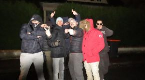 Garges-lès-Gonesse : une milice raciste expulse des Roms