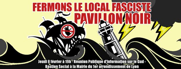 Lyon : Réunion publique d'information pour la fermeture du Pavillon Noir @ Mairie 1er arrondissement | Lyon | Auvergne-Rhône-Alpes | France