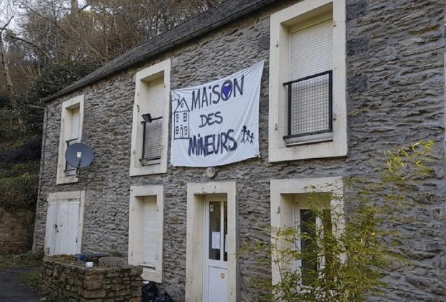 Brest : marche en soutien aux habitants de la maison des mineurs @ Brest | Bretagne | France