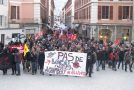 Chambéry : Succès de la première mobilisation contre le local fasciste !