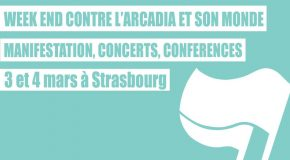 Strasbourg : mobilisation antifasciste ce week-end