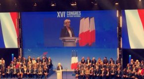 Du Front national au Rassemblement national : la flamme se maintient