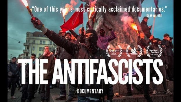 Paris : Projection-débat autour du documentaire « The Antifascists » @ LIbrairie Publico | Paris | Île-de-France | France