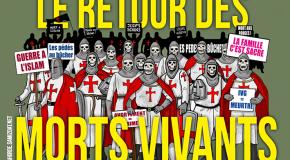 Toulon : soutien aux enfarineurs antifascistes face aux cathos intégristes