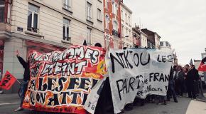 Lille : récit de la manif antifasciste contre le FN