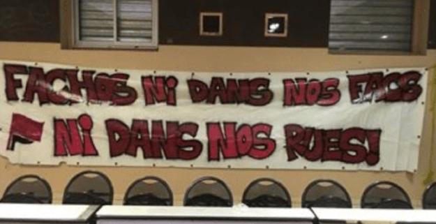 Montpellier : Rassemblement antifasciste @ Montpellier | Occitanie | France