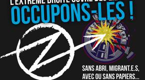 Mobilisation nationale contre les locaux néofascistes le 26 mai