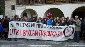 Errekonri : lourdes peines contre 3 jeunes antifascistes
