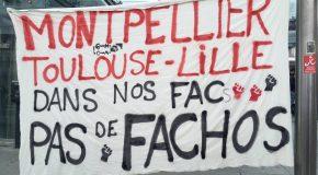 Angers : l'AG étudiante communique sur les perturbations du 3 avril