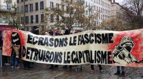 Lyon : soutien à notre camarade antifasciste ce vendredi 18 mai