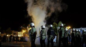 Grèce : A Lesbos 35 réfugié-e-s blessé-e-s lors d'une violente attaque par un groupe d'extrême droite