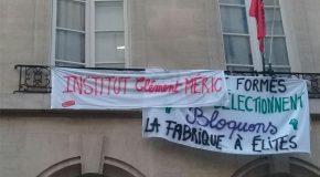Sciences Po Paris renommé Institut Clément Méric