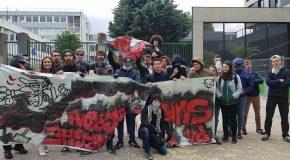 Facs occupées : appel à rassemblement après les attaques fascistes sur les sites de Malesherbes et Clignancourt