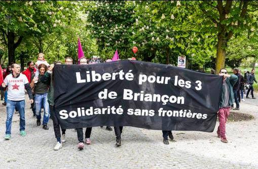 Manifestation du 1er mai à Genève