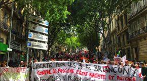 Liberté pour les 3 de Briançon !