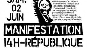 Paris : Collomb cherche à museler la manifestation contre sa loi !