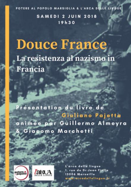 Marseille : La résistance au nazisme en France @ Marseille | Provence-Alpes-Côte d'Azur | France