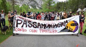 Agression raciste et sexiste dans un refuge autogéré de Clavière, à la frontière franco-italienne
