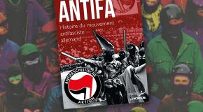 """La Horde et Libertalia présentent """"Antifa, histoire du mouvement antifasciste allemand"""""""