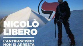 Turin : LIBERTÉ POUR NICOLO