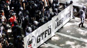 États-Unis : compte rendu de la manifestation antifasciste de Portland du 4 août 2018