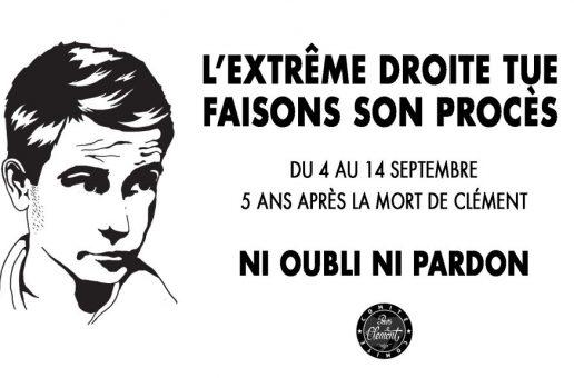 Clément Méric : l'extrême droite tue, faisons son procès