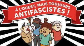 À Chambéry et Angers, mobilisation antifasciste le 22 septembre