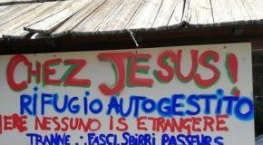 La GALE est allé « Chez Jesus », squat autogéré à la frontière franco-italienne